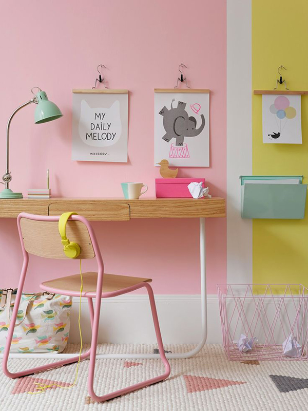 Inspiratie: 11 kinderkamers in pastel - Quarter Kids