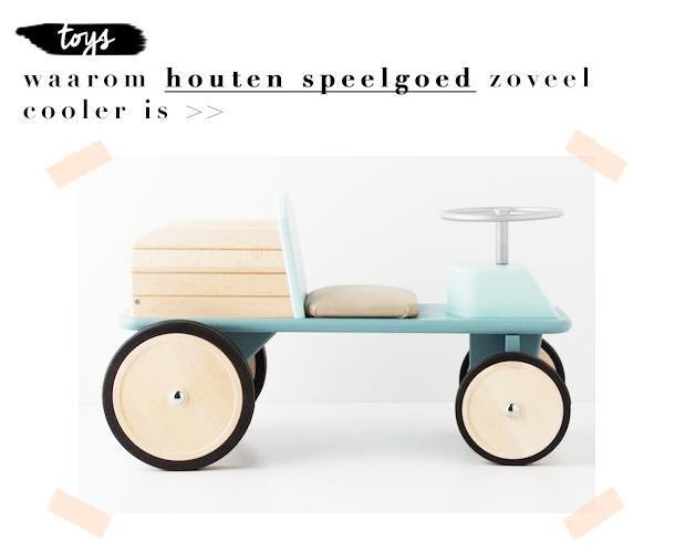 Pijler houten speelgoed